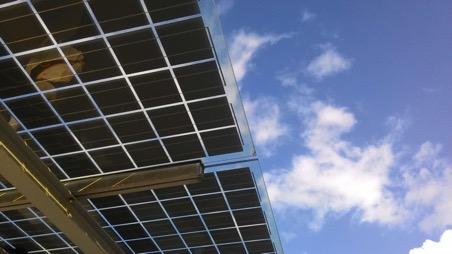 Solenergi på uppgång